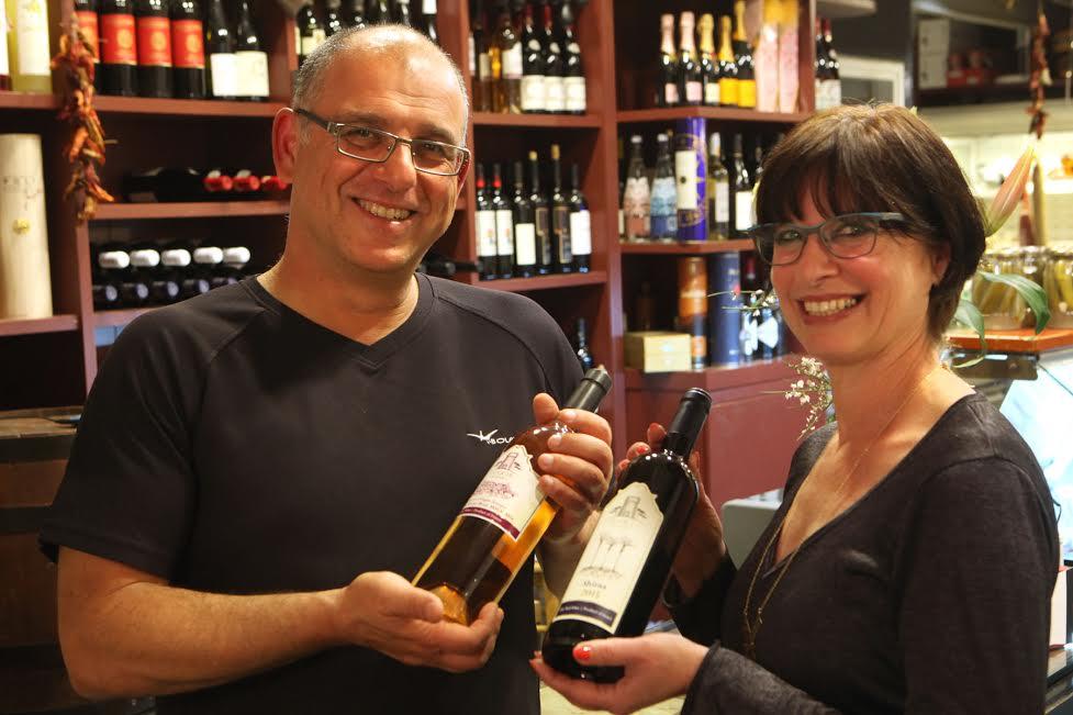 ארסנל יינות חובקי העולם. דורון יצחקי