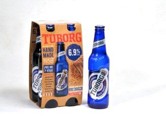 טובורג מהדורה מיוחדת, מארז ובקבוק