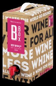 יין ישראלי בטכנולוגיית Bag in a box