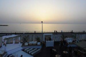 אולם האירועים ארקה ARCA בנמל תל אביב, צילום: אבנר צרפתי