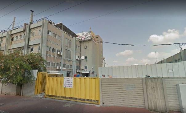 """מפעל מעדני מיקי ברשל""""צ, צילום: גוגל"""