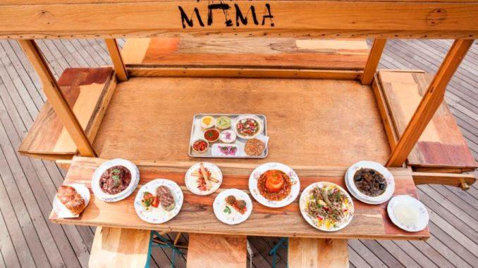 """מסעדת פאפו מאמא, צילום: יח""""צ"""
