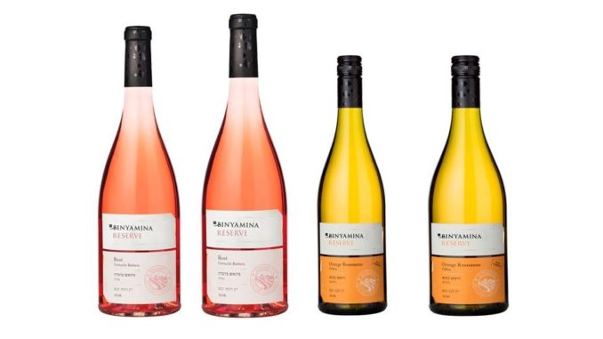 יינות בנימינה החדשים