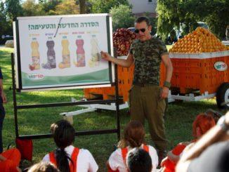 רמי הויברגר בקמפיין החדש של פרימור, צילום: עופר חג'יוב