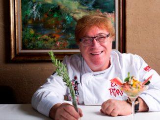 השף ויקטור גלוגר, צילום רונן מלחן