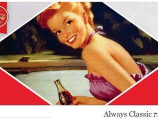 קמפיין קוקה קולה, מתוך דף הפייסבוק של החברה