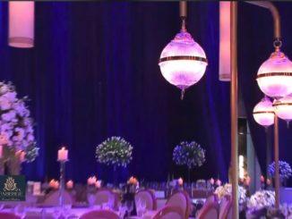 צילום מתוך סרטון של פברג'ה אירועים