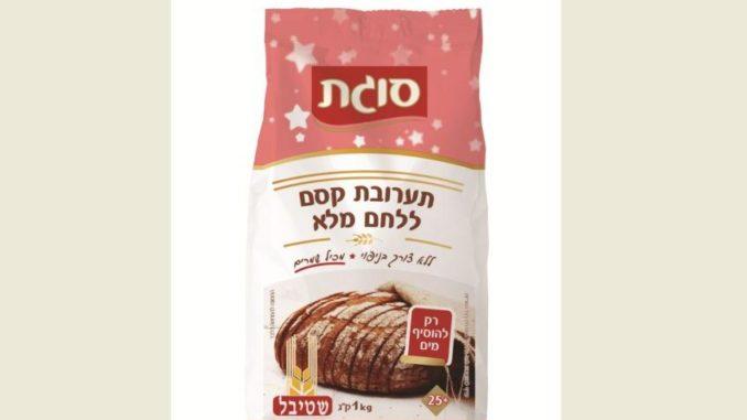 תערובת קסם ללחם מלא