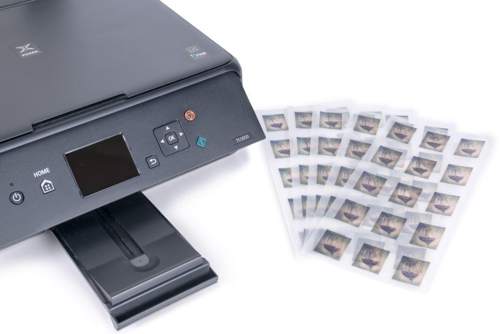 הדפסת הפרלינים