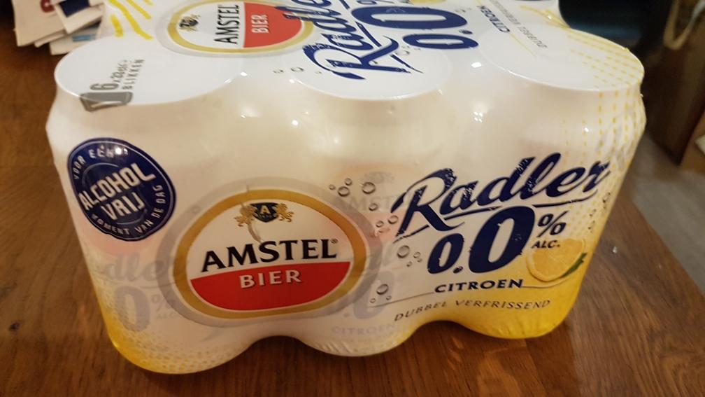 בירה אמסטל נטולת אלכוהול