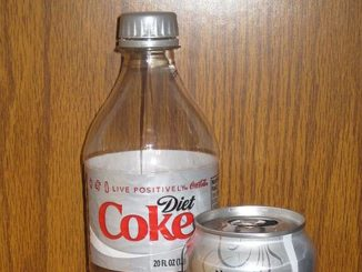 קוקה קולה דיאט. מקור: ויקימדיה