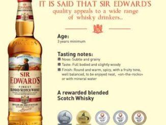 ויסקי Sir Edward's