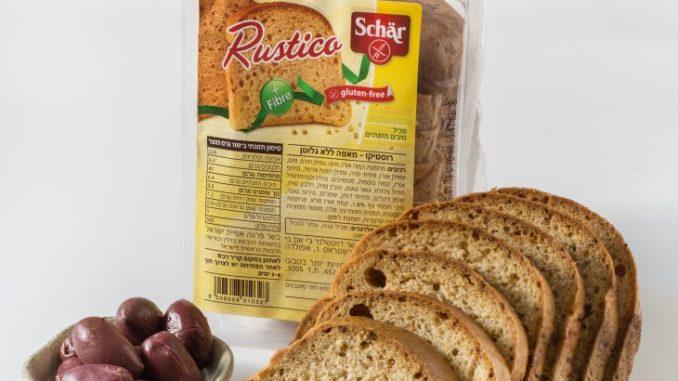"""רוסטיקו - לחם ללא גלוטן, צילום: יח""""צ"""