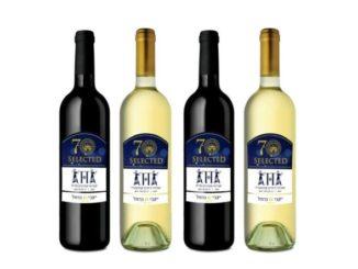 """יינות כרמל בסימן 70 שנה למדינה. צילום: יח""""צ"""