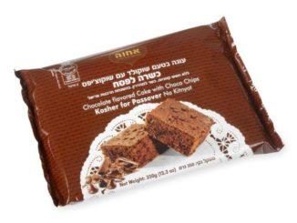 עוגת שוקולד עם שוקוצ'יפס של אחוה