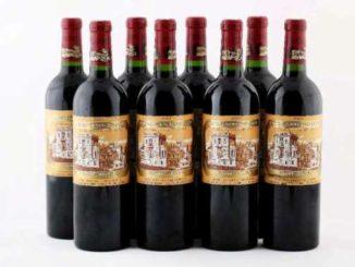 יינות Chateau Ducru Beaucaillou 2001