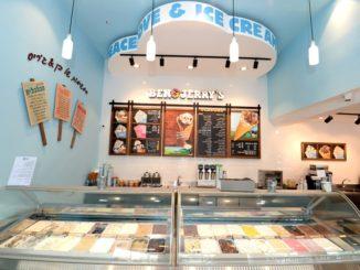 """חנות המפעל של בן & גריס. צילום: יח""""צ"""