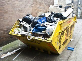 פסולת, ממטרד ליתרון? צילום: Pixabay
