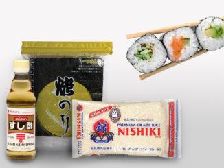 spices: הנחה של 30% ל-3 ימים על מוצרים להכנת סושי