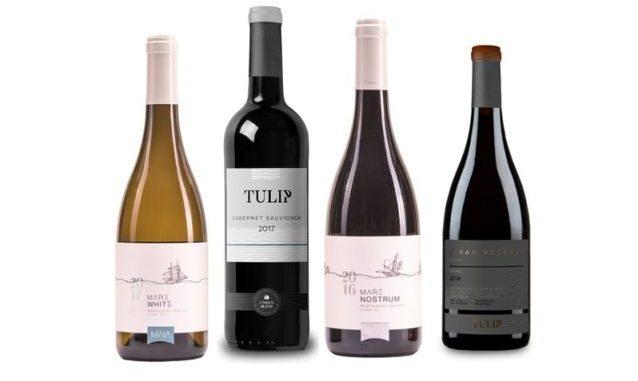 יינות יקב טוליפ ויקב מאיה. צילומים: רן הילל ויקב טוליפ