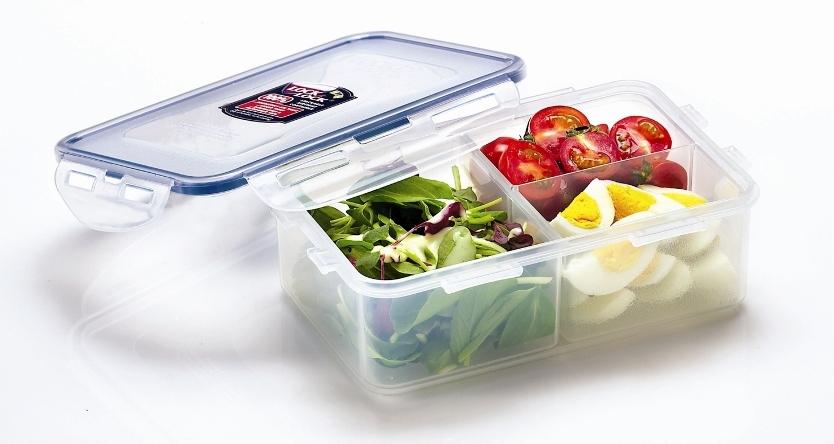 קופסה מחולקת לאחסון מזון