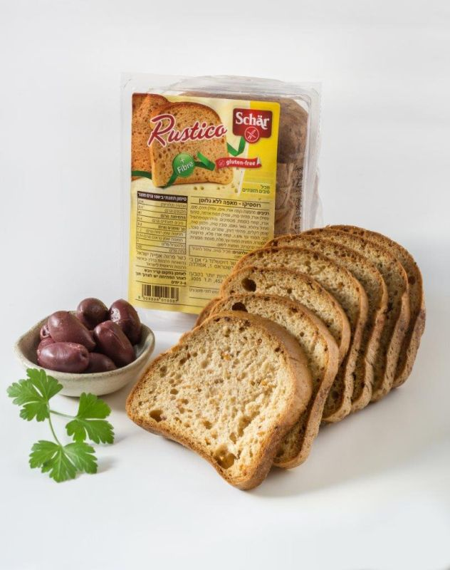 לחם רוסטיקו שר. צילום: גל זהבי