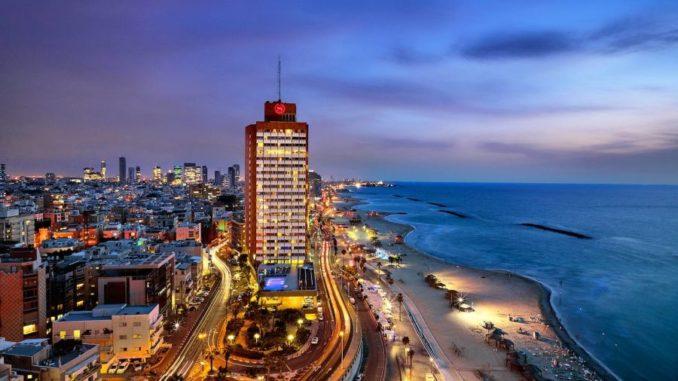 מלון שרתון תל אביב. צילום: אתר המלון