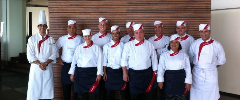 טבחי סודקסו. צילום מסך - אתר החברה
