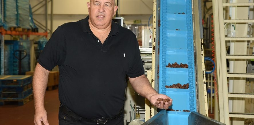 """מתניה שוורץ, מנכ""""ל חברת כרמית ממתקים. צילום: אלעד גוטמן"""