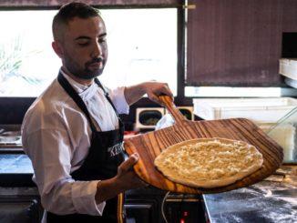 השף פייר לבצ'יו במסעדת קפאסה. צילום: ספיר קוסא