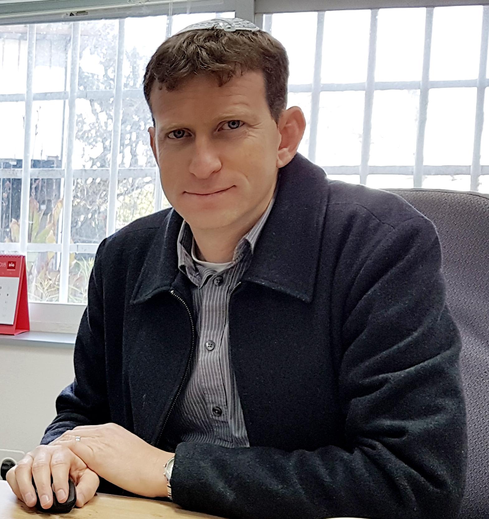 ארבל שירן, מנכ''ל רשת ניצת הדובדבן. צילום: מורג ביטון