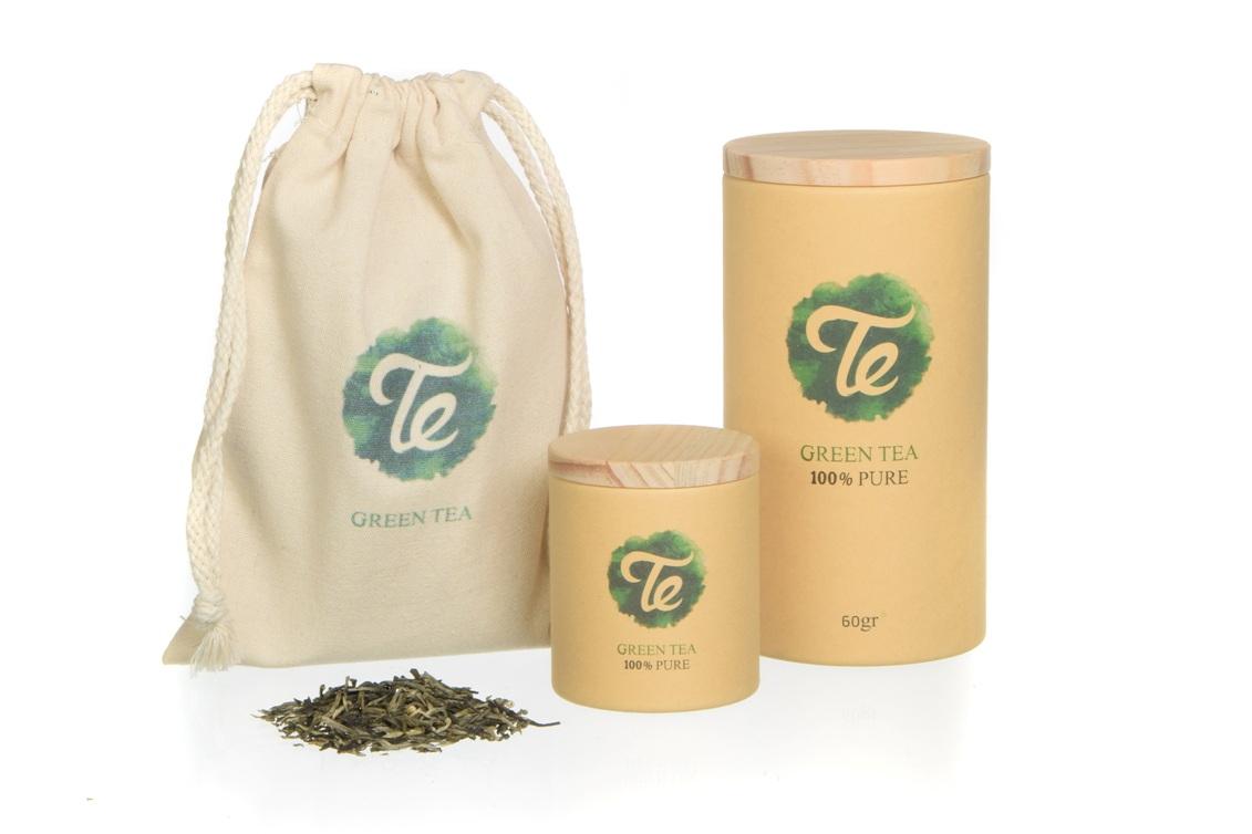 תה ירוק של Te. צילום: משה כהן