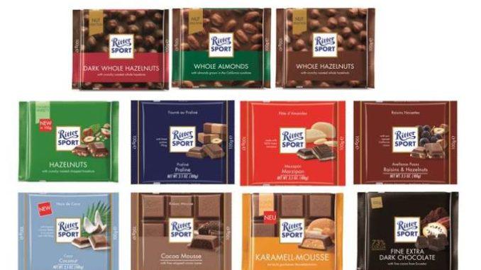 """שוקולדים של ריטר ספורט - כשר לפסח. צילום: יח""""צ"""