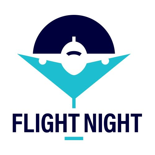 Flight Night - הלוגו