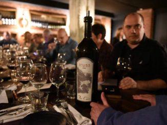 ההשקה של יין המערה 2015 במלון כרמים. צילום: ראובן קסטרו