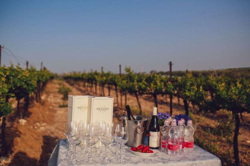 סיור ג'יפים וטעימות יין. צילום: חן ראובן