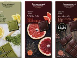 סדרת השוקולד בנג'מיסימו טבעוני. צילום: מורג ביטון