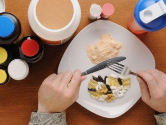 מזון רגיש? תוספי תזונה. מקור: ויקימדיה